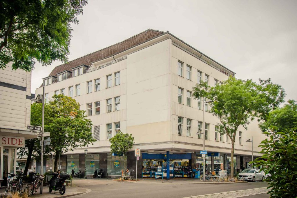 ABC Sprachenservice Ibraimi Düsseldorf Gebäude