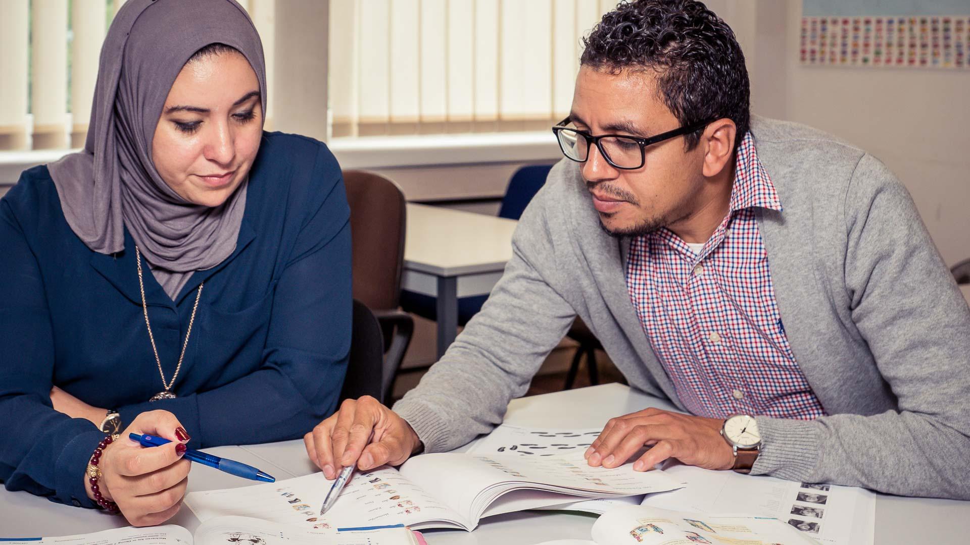 Deutsch lernen Wuppertal Teilnehmer • ABC Sprachenservice Ibraimi